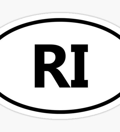 RI - Rhode Island Sticker