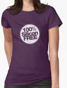 100% Silicon free - (white) T-Shirt