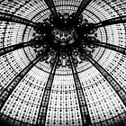 Intricate Ceiling @ Galeries Lafayette  by TimothyMonson