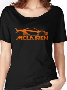 Mclaren P1 Women's Relaxed Fit T-Shirt