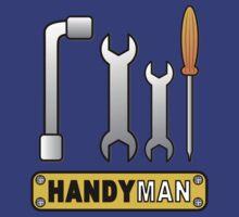 Handyman by jean-louis bouzou