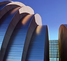 Kauffman Center Halves by Catherine Sherman