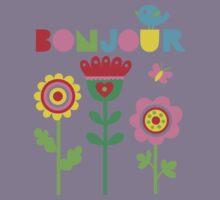 Bonjour - on lights Kids Clothes