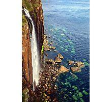 Mealt Falls  Photographic Print