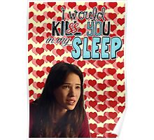 Season 5 Teen Wolf Greeting Cards [Tracy] Poster