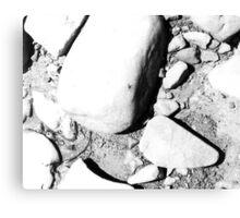 rock Canvas Print