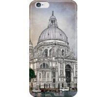 Santa Maria della Salute,Venice iPhone Case/Skin