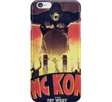 King Kong iPhone Case/Skin