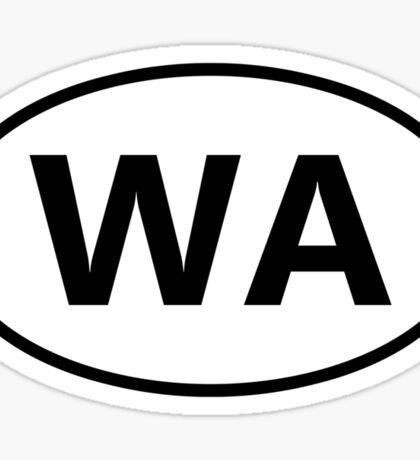 WA - Washington Sticker