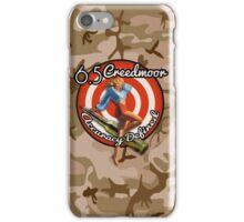 The Creedmoor Girl! iPhone Case/Skin