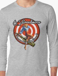 The Creedmoor Girl! Long Sleeve T-Shirt