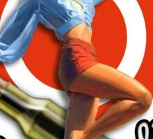 The Creedmoor Girl! Sticker