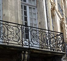 Typical house from Bordeaux by bubblehex08