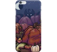 The Great Pumpkins iPhone Case/Skin