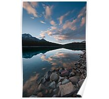 Patrica Lake Sunset Poster