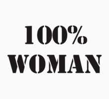 100% woman by Ignat