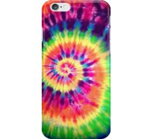Psychedelic Colours iPhone Case/Skin