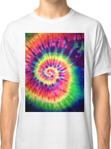 Psychedelic Colours Classic T-Shirt
