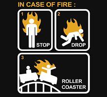 Case of Fire Roller Coaster Unisex T-Shirt