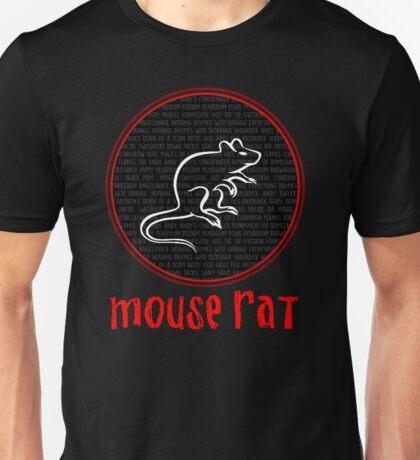 Mouse Rat Band Names  Unisex T-Shirt