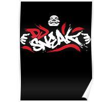 Dj Sneak House Gangster Poster