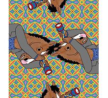 BoJack Kaleidoscope by OpenMBag