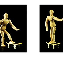 Skatingboarding by carlosporto