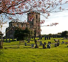 St Mary & St Hardulph, Breedon on the Hill by Elaine123