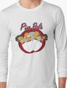 Bowling Pin Pals Long Sleeve T-Shirt