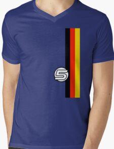 Vettel Mens V-Neck T-Shirt
