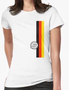 Vettel Womens Fitted T-Shirt