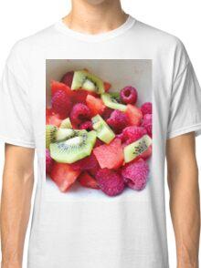 Sliced Fruit Classic T-Shirt