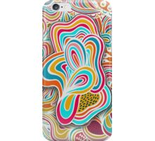 Doodling abstracts iPhone Case/Skin