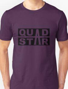 Shokugeki no Soma - Quad Star (Black) T-Shirt