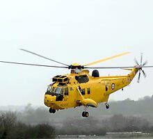 RAF SAR Helo by Stephen Kane