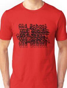Old School - black T-Shirt
