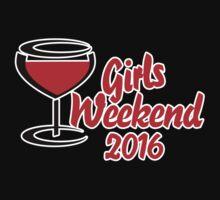 Girls weekend 2016 by Boogiemonst