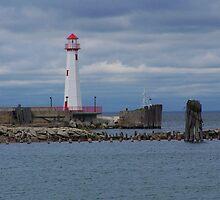 Lighthouse by Teresa Mizgala