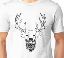 Deer Beard Unisex T-Shirt