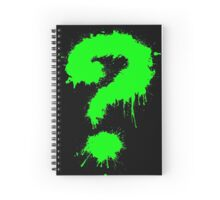 Riddle? Spiral Notebook