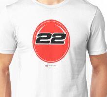 Jenson Button Helm Unisex T-Shirt
