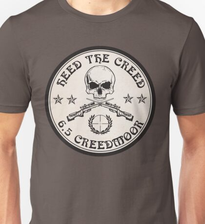 Heed The Creed! Unisex T-Shirt