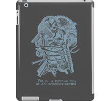The Mechanical Mind  iPad Case/Skin