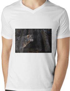 Timberwolf   Mens V-Neck T-Shirt