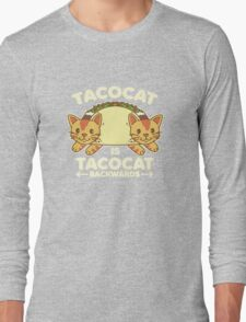 Tacocat Long Sleeve T-Shirt