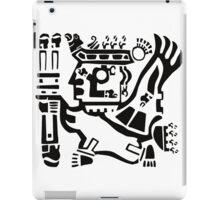 Inca Warrior iPad Case/Skin