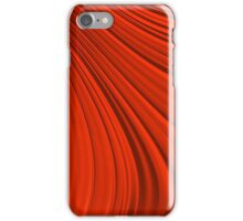 Renaissance Red iPhone Case/Skin