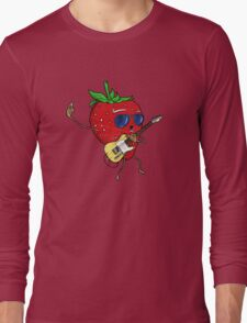 Strawberry Jam, T-style Long Sleeve T-Shirt