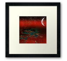 Starry Starry Night Framed Print