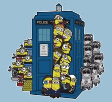 Behind You Doc Minion by ultimatewarrior